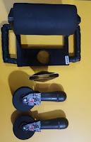 Roller hot aplicador de vinil adesivo Metric do Brasil
