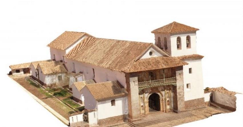 Jóvenes de la PUCP usan tecnología 3D para proteger patrimonio arquitectónico