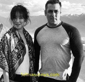 salman khan and zhu zhu salmansnews.com