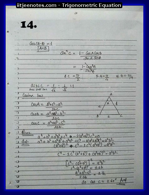 Trigonometric Equation images4