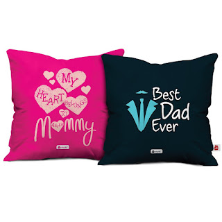 Father's Day 2018 Gifts Ideas l Best Fathers Day Cushion Cover