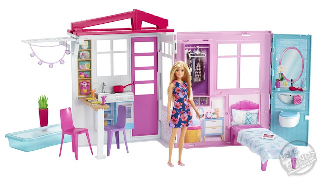 Toy Fair 2019 Mattel Barbie House With Doll 18