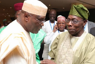"Obasanjo's Book ""My Watch"" and Atiku"
