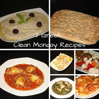 Greek Recipes for Clean Monday