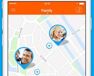 app per pedinarsi e trovarsi