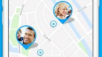 """App localizzatori GPS per trovarsi e """"pedinarsi"""" con amici o famiglia"""
