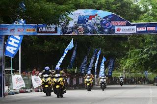 Yamaha Cup Race Seri 3 Aceh 2018 : 97 Starter Meriahkan 10 Kelas utama Termasuk Kelas Aeroc 155  Cup Community