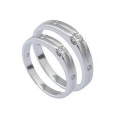 Cincin Tunangan Perak | CK-04