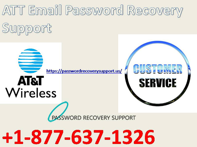 +1-877-637-1326 ATT Password Recovery Phone Number