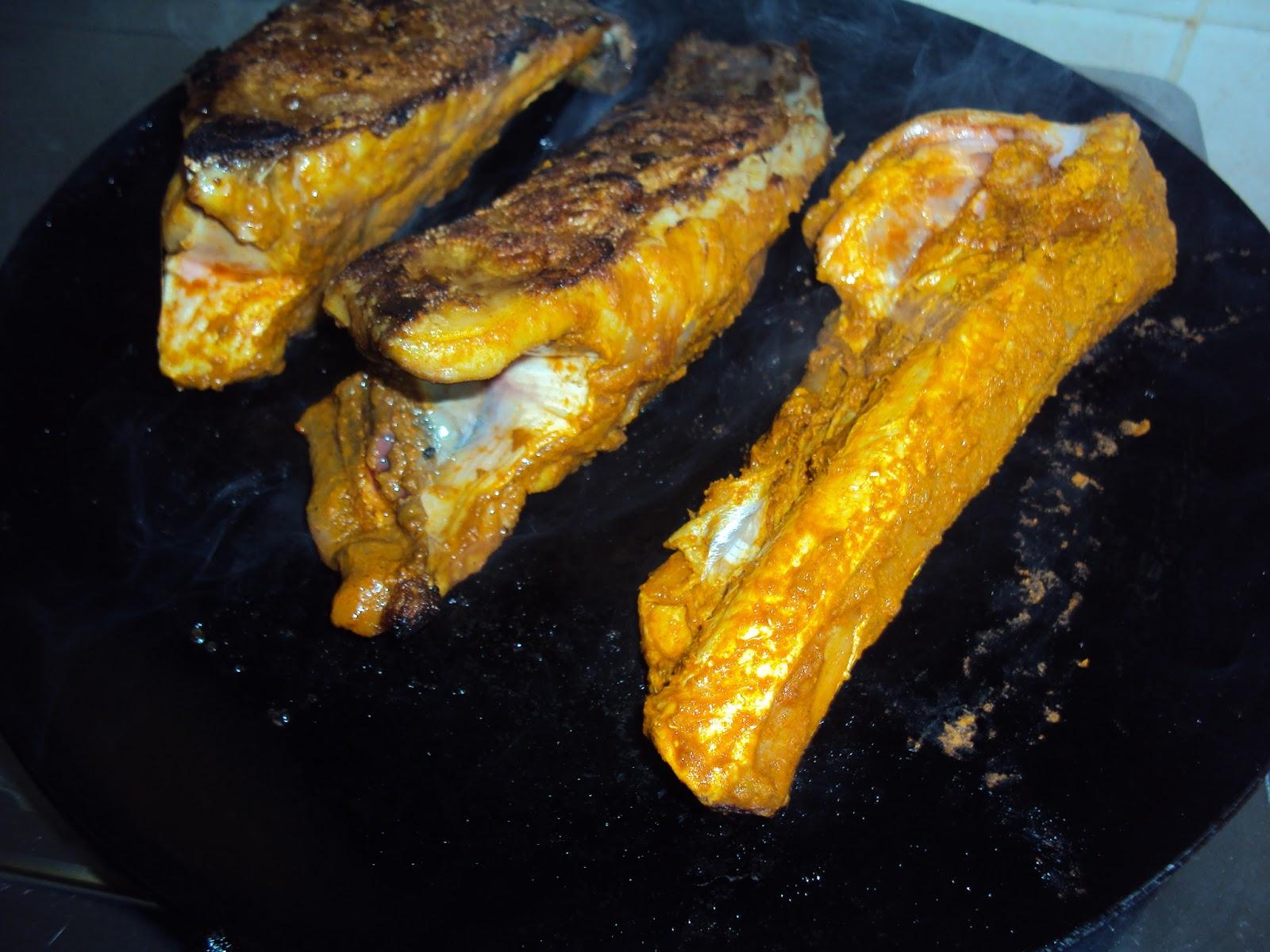 Cara Salai Ikan Keli Guna Dapur Gas Desainrumahid