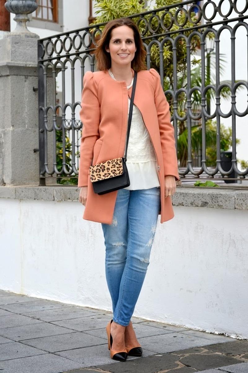 outfit-zara-orange-coat-olivia-palermo-street-style
