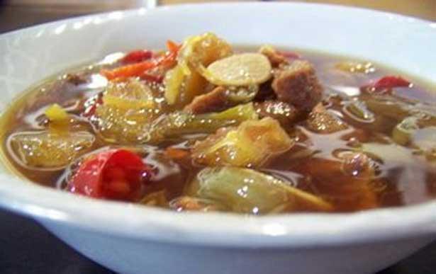 Resep dan Cara Membuat Asem-Asem Daging Khas Yogyakarta
