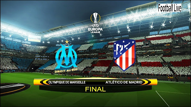 Marseille vs Atletico  Madrid @  Live Stream™Watch Online | Free 2018 Europa League Final