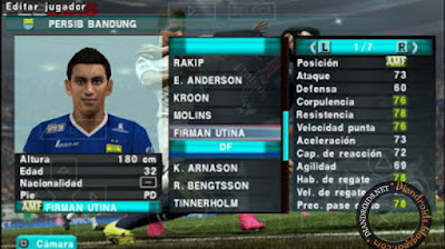 PES 2016 Patch ARMY16 ISO  Terbaru For Emulator PPSSPP