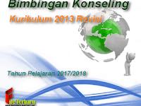 Download Pedoman Bimbingan Konseling Kurikulum 2013 Revisi Tahun Pelajaran 2017/2018