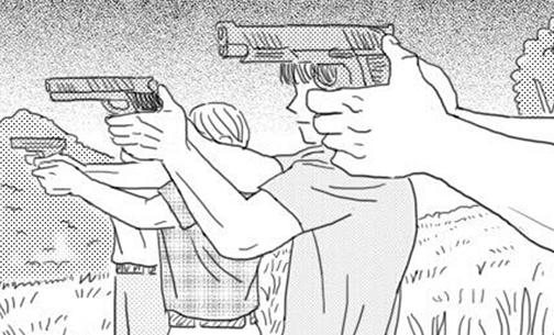 10th Dimension Boys (full bộ) #23: Bắn súng trong đêm