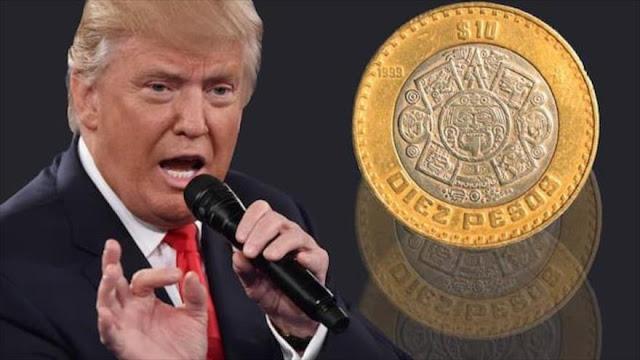 Monedas de América Latina se desploman tras el triunfo de Trump