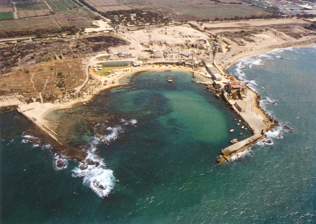 Caesarea: Herod's lost city and home to Pontius Pilate