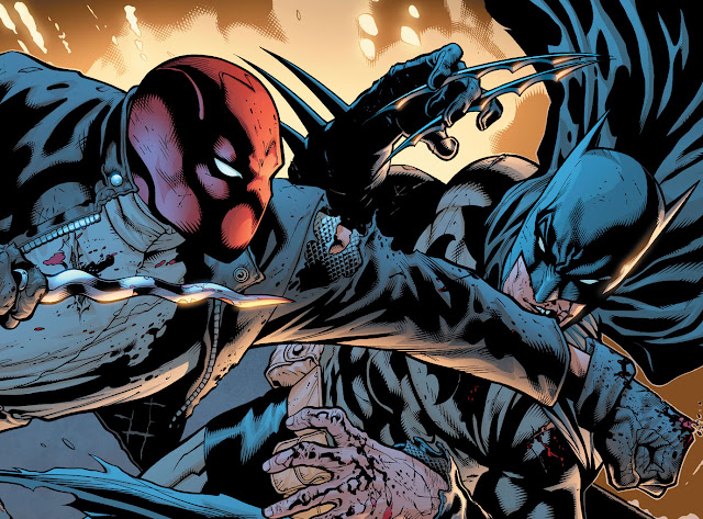 batman vs red hood