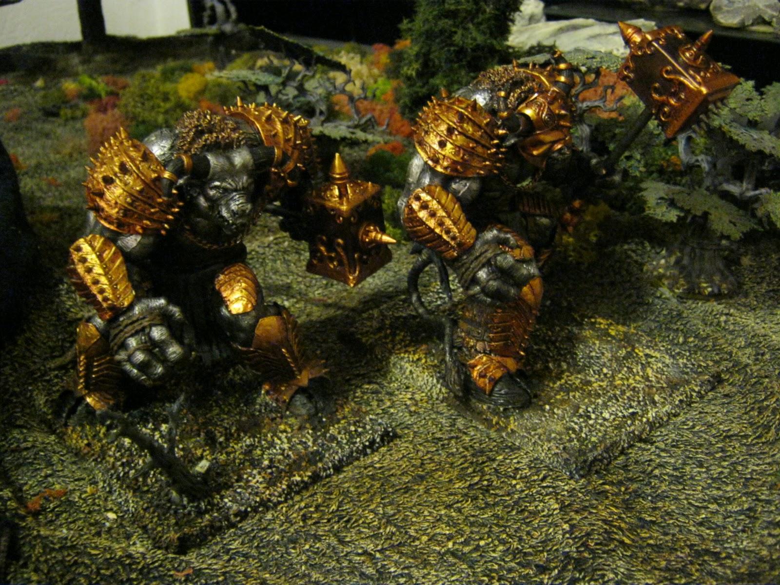 The Last Chance War: My Other Chaos Dwarf K'Daai Destroyer!