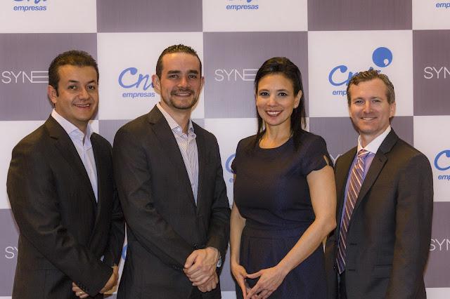 CNT, el mejor socio estratégico en la transformación digital