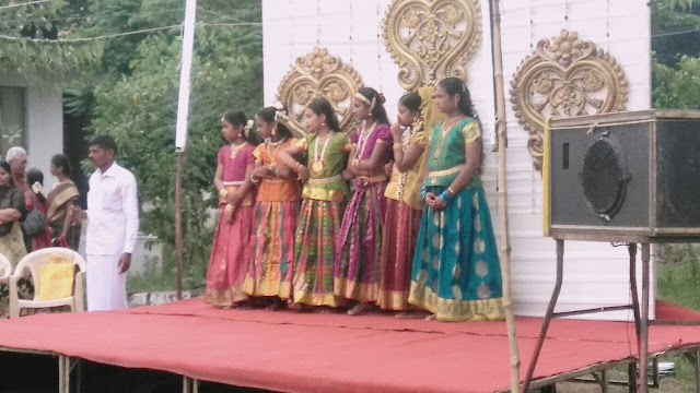 Krishna Jayanthi celebrations in Salem
