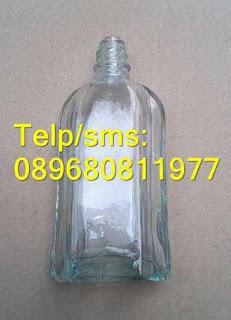 jual botol kaca 100 ml