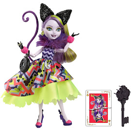 EAH Way Too Wonderland Kitty Cheshire Doll
