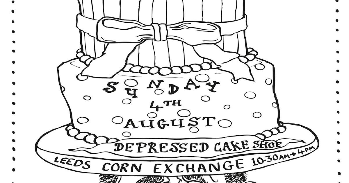 HARLEY WOOD: THE DEPRESSED CAKE SHOP