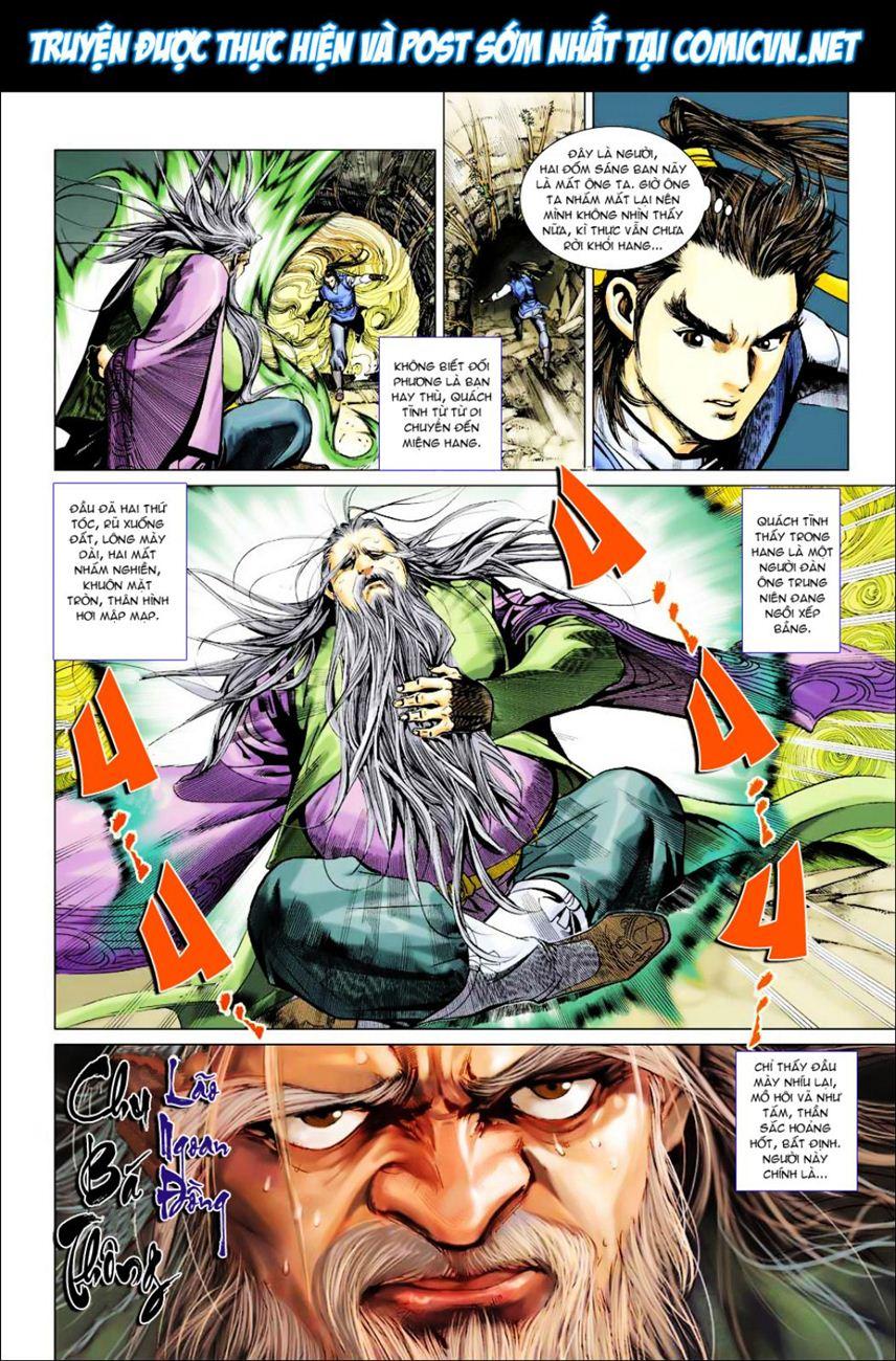 Anh Hùng Xạ Điêu anh hùng xạ đêu chap 39 trang 29