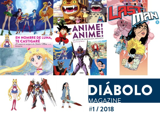 Diábolo Ediciones: Novedades Enero 2018