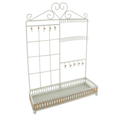 Shop for Metal Jewelry Display and Jewelry Stand Hanger Organizer at Nile Corp