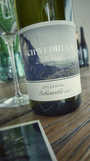 Scheurebe Weingut Schwedhelm