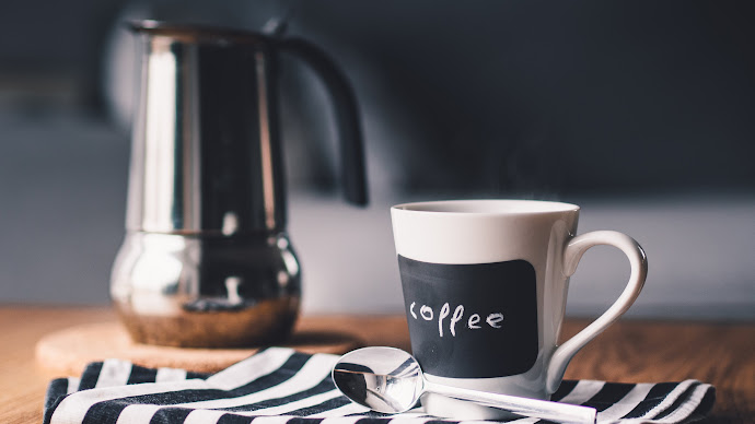 Wallpaper: Free Morning Coffee