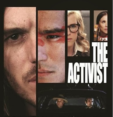 Poster Of Hollywood Film The Activist (2013) In 300MB Compressed Size PC Movie Free Download At worldfree4u.com