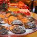 مادلين عيد الميلاد بالبرتقال والشوكولا المر/خالية من الغلوتين