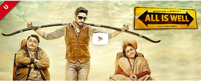 All Is Well (2015) Full Hindi Movie Download free in HD mp4 hq 3gp avi 720p