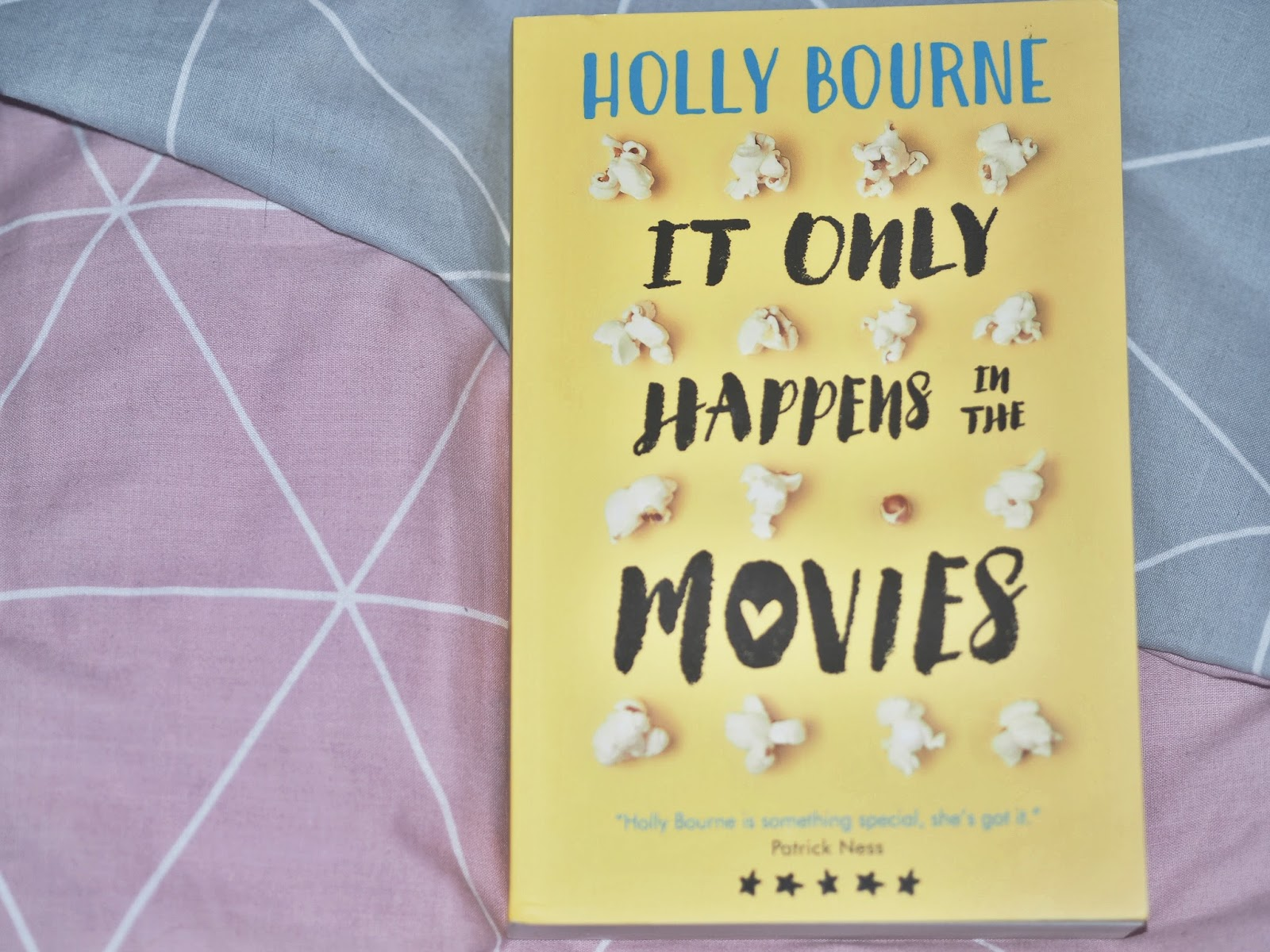 It Only Happens in the Movies by Holly Bourne | Book Review