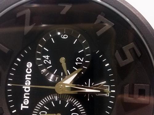 大阪 梅田 イタリア ファッション ウォッチ 腕時計 プレゼント テンデンス TENDENCE セガ龍が如く 西梅田ファッション時計 梅田テンデンスハービス アクセサリー