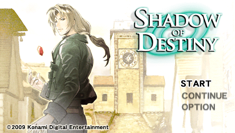 Shadow Of Destiny iso cso psp ppsspp