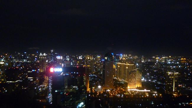 Yakarta nocturna