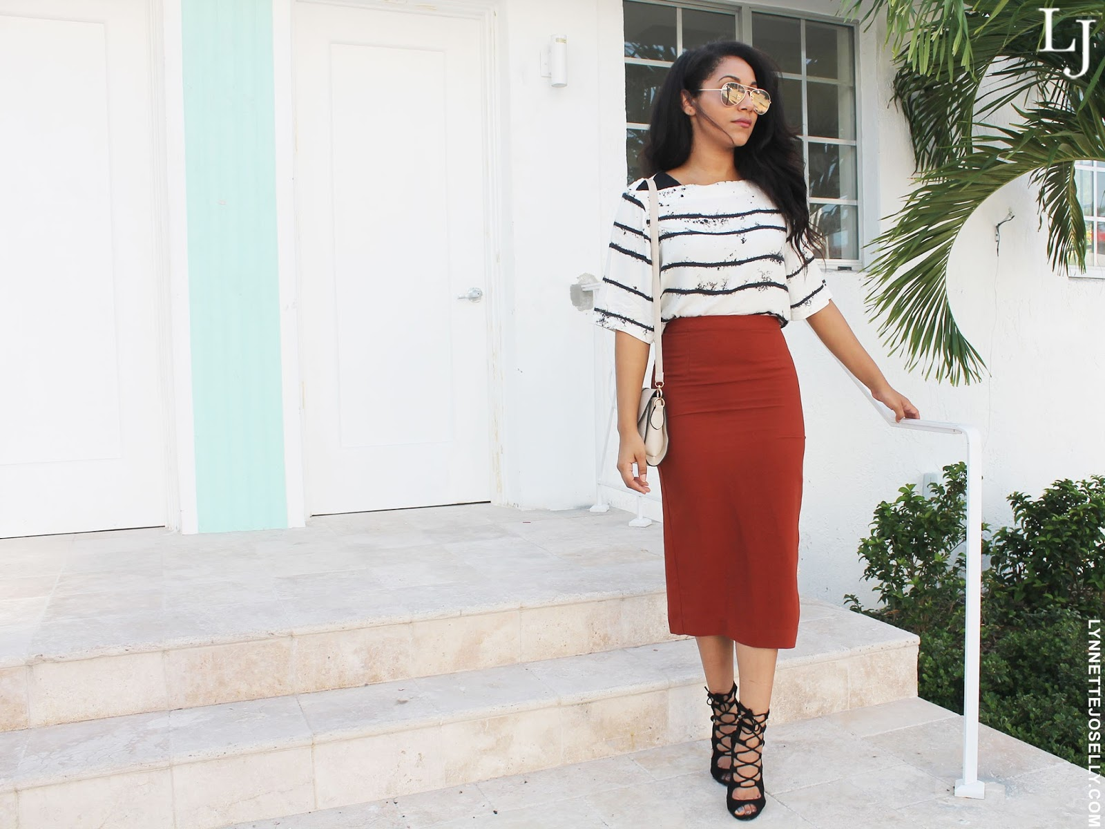 women-pencil-skirt-who-what-wear