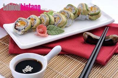 Resep Sushi Alpukat