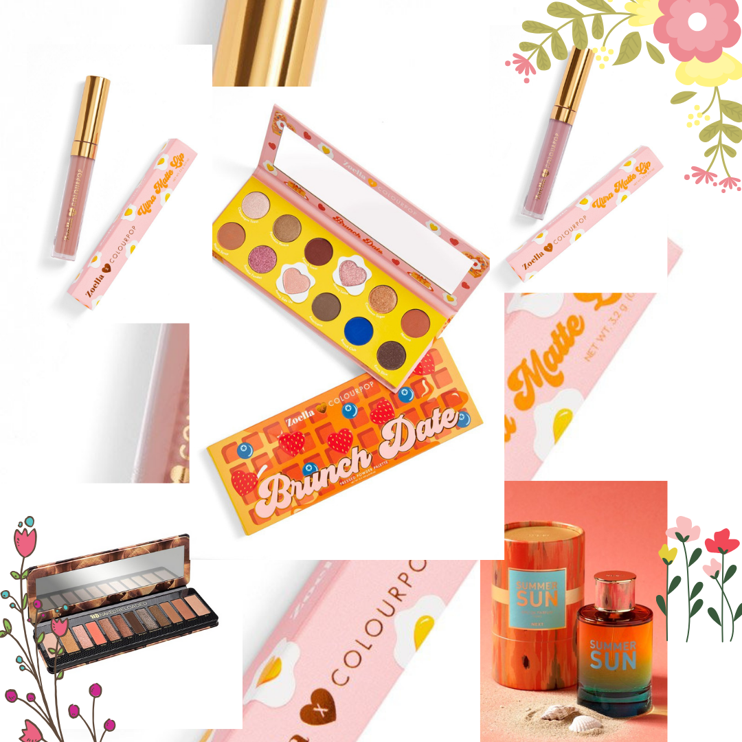 Beauty wishlist zoella x colourpop