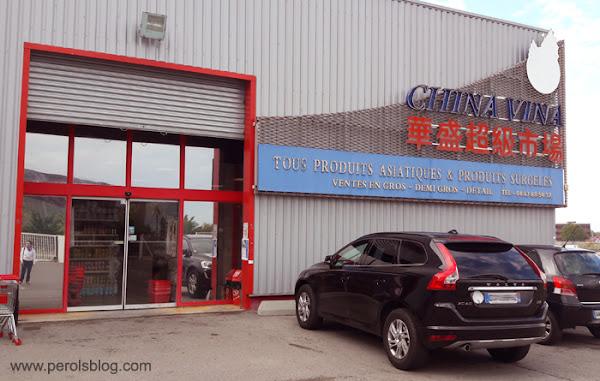 China Vina à Pérols