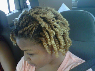 For Kinky Girls Transitioning From Relaxed To Natural Hair