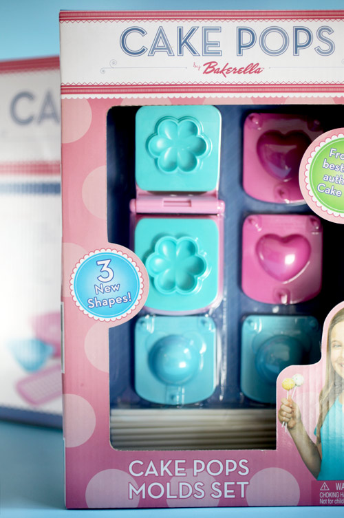 Cake Pop Mold Set Bakerella