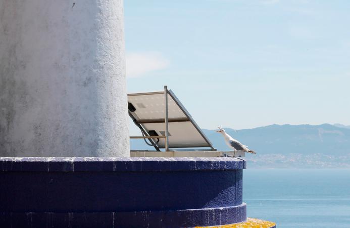 paisajes galicia pontevedra islas cies