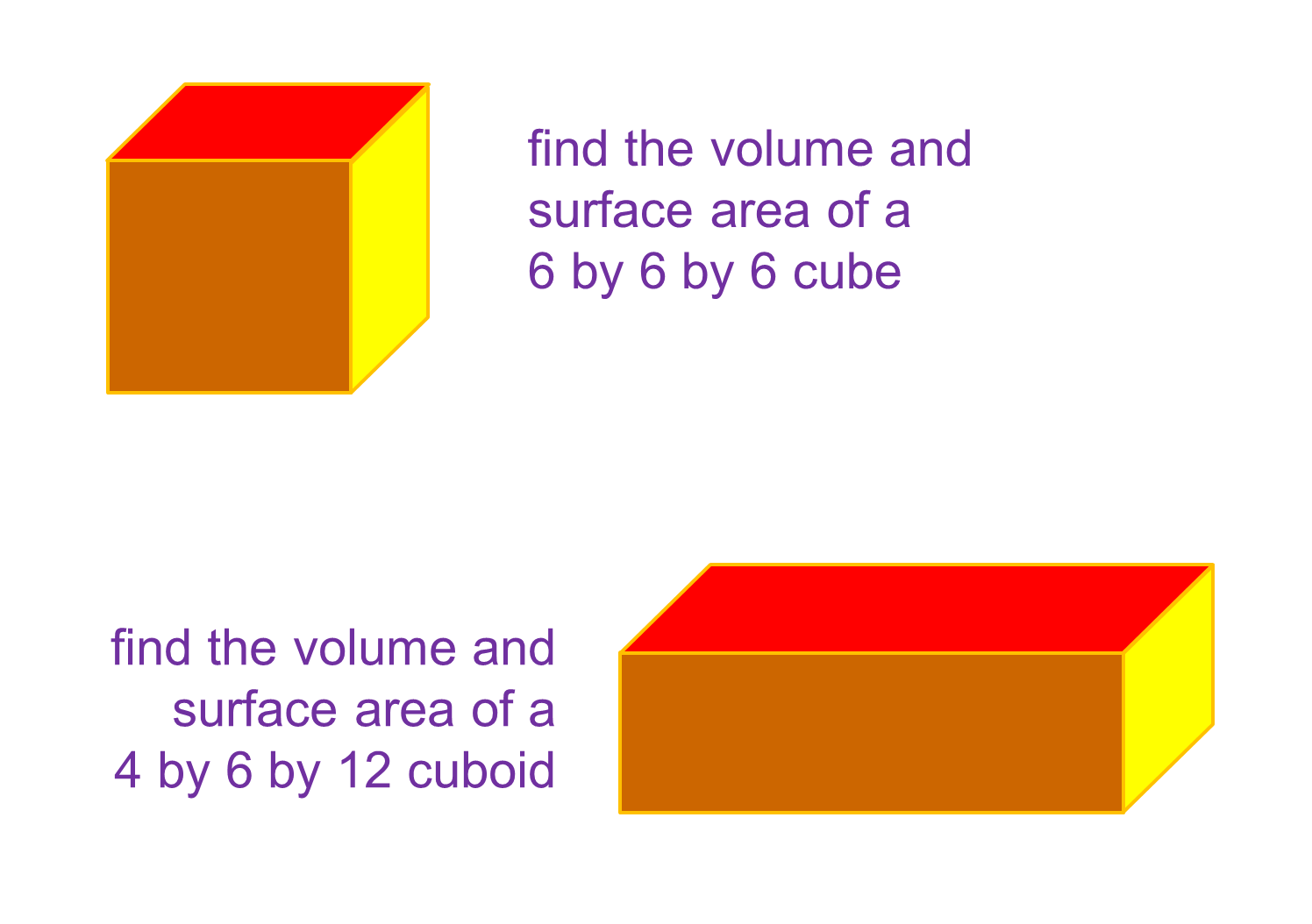 Median Don Steward Secondary Maths Teaching Cuboid
