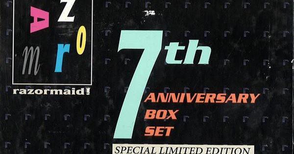 Music Connection : Razormaid! 7th Anniversary Box Set - CD4